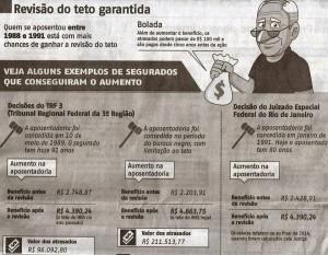 Foto publicada no Jornal Agora.
